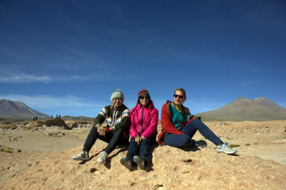 My Uyuni trip came to an end