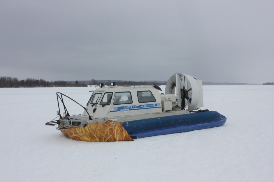 Hovercraft.my kind of a ride