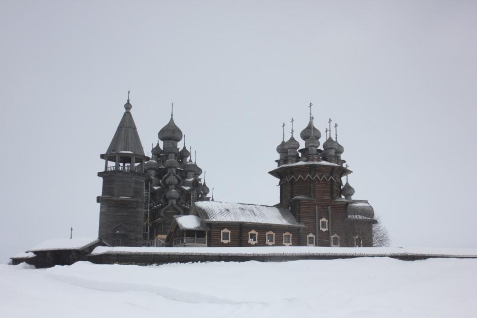 Church of Intercession at Kizhi