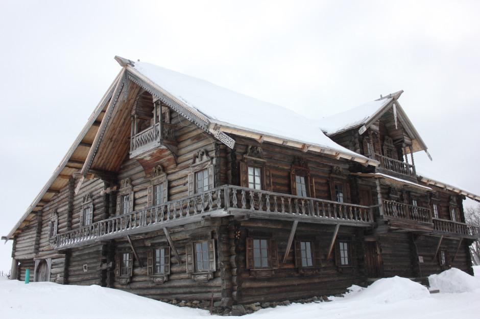 Kizhi museum