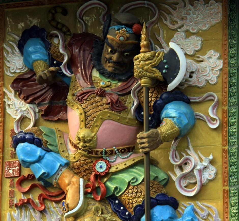 At Sik Sik Yeoung Wong Tai Sin temple