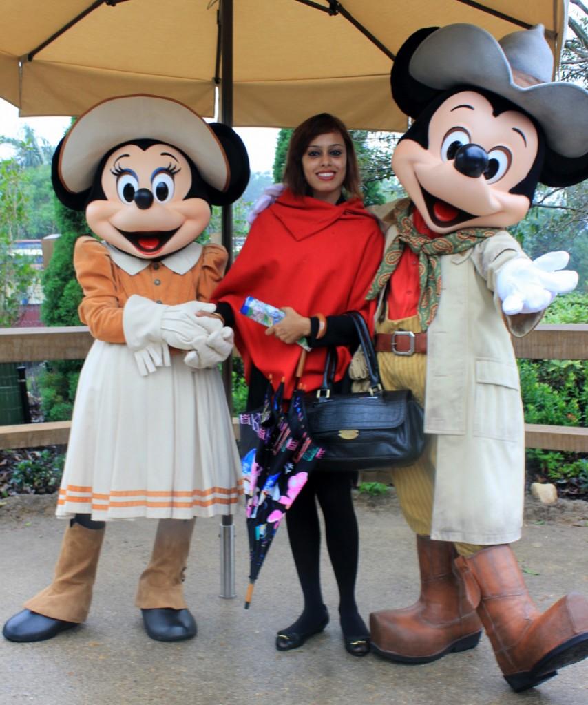 Visited DisneyLand