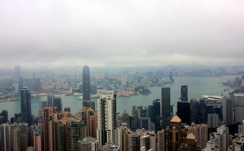 At The Peak Tower