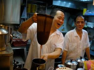 Hk's silk stocking tea