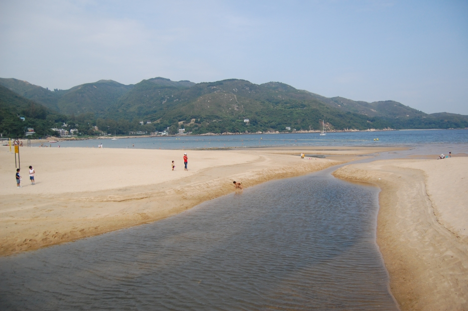 Of Lantau's tranquil rustic beauty