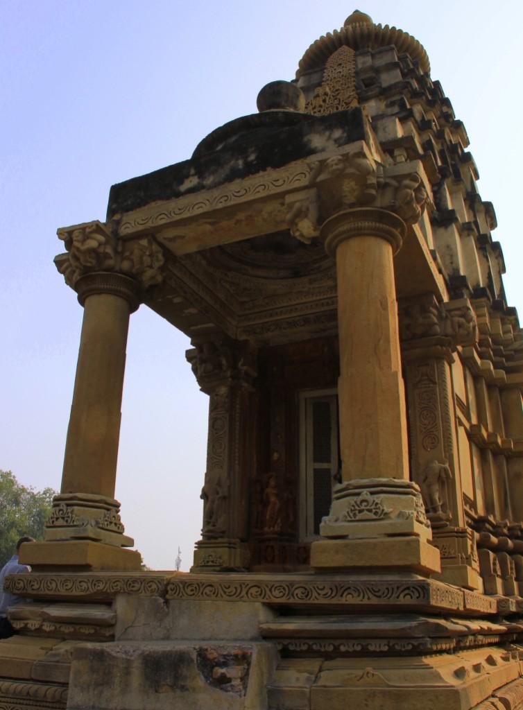 The Varaha Temple