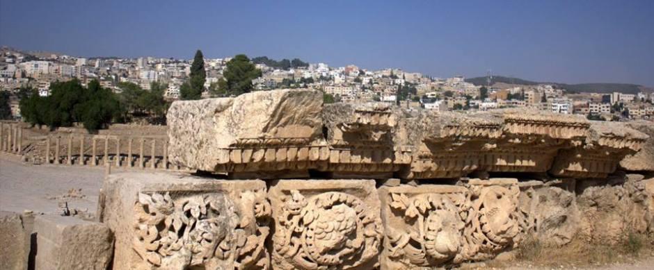 Of Jerash