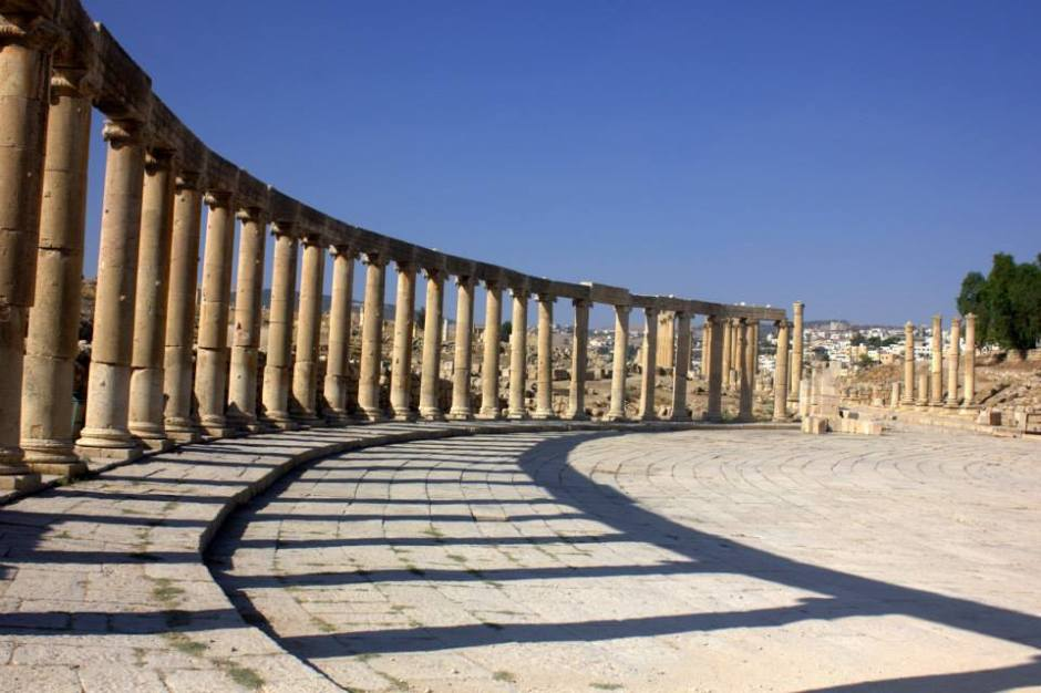 Jerash's incredible