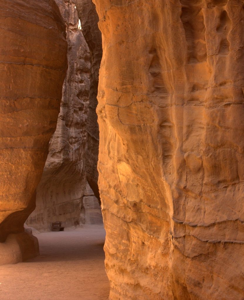 Of Petra unfolded