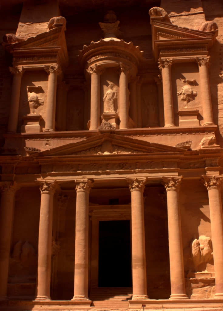 Took us to Petra