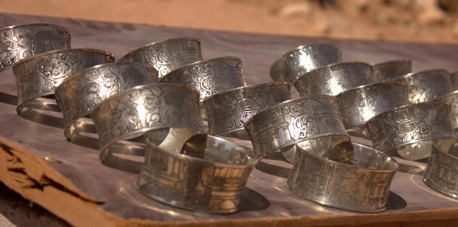 And Bedouin glitter