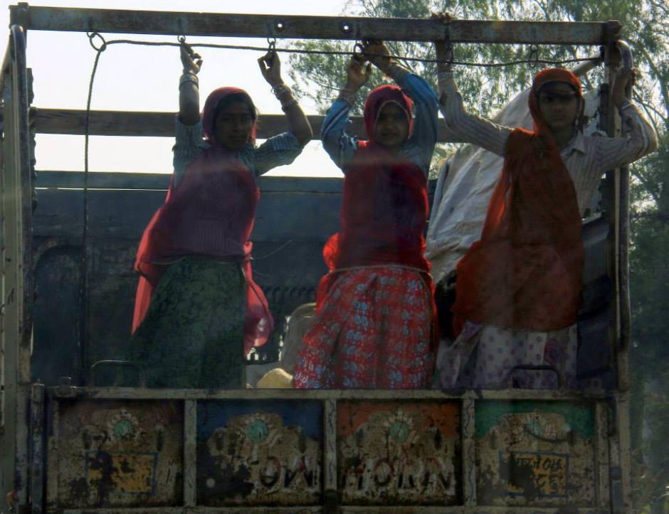 We left Agra