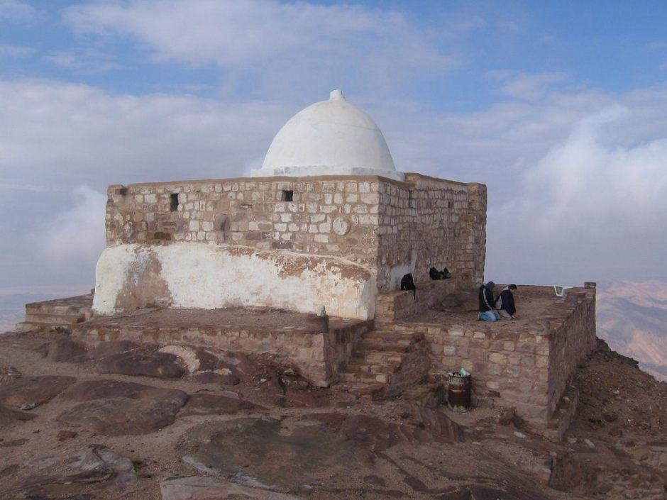 The mystical Jabal Haroun