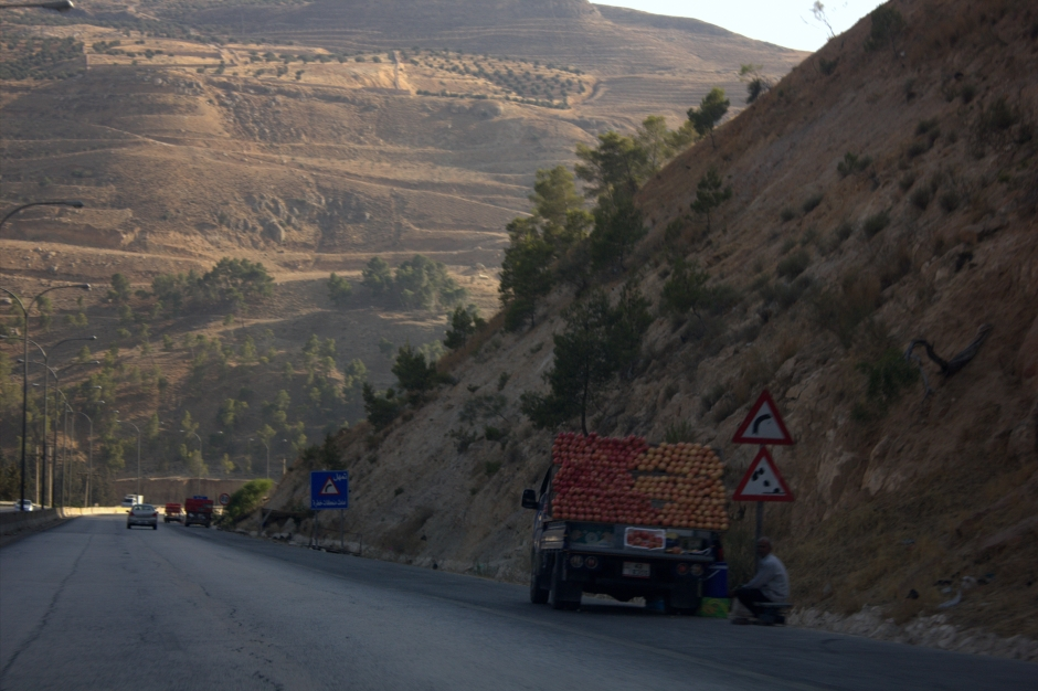 Jordanian highway