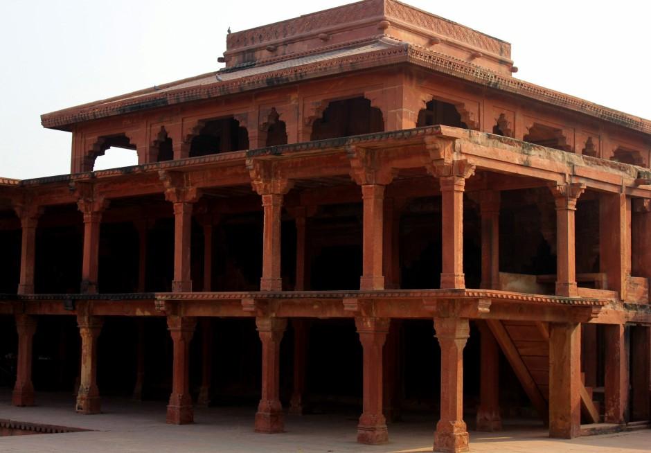 Explored Akbar's city of victory