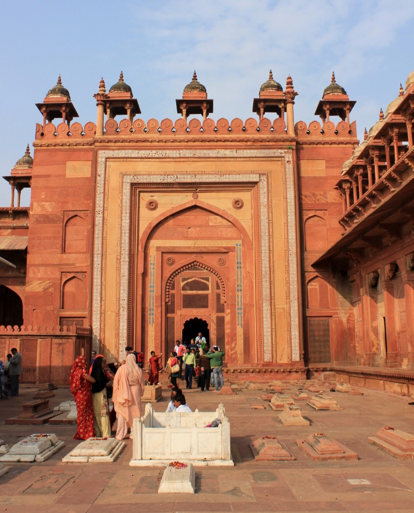 Of the powerful Mughals