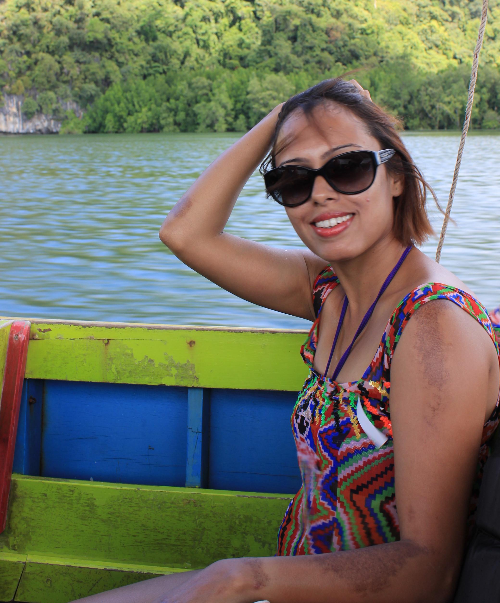 I left for Phang Nga early the next day