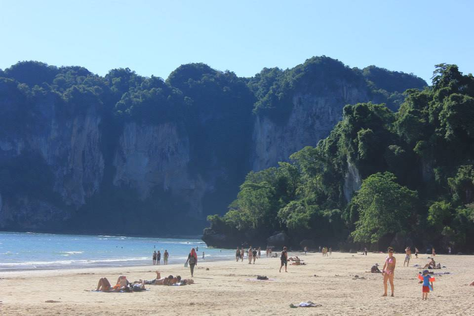 For West Railay