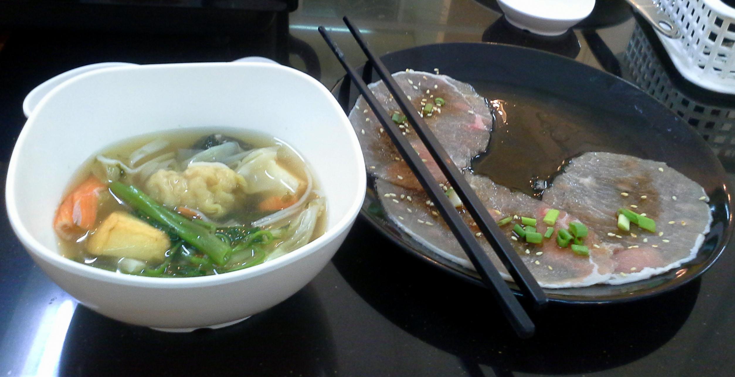 Just in time for Songkran dinner