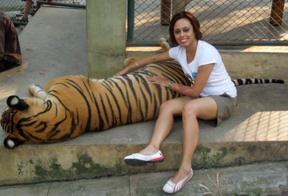 Eye opening Tiger Kingdom visit