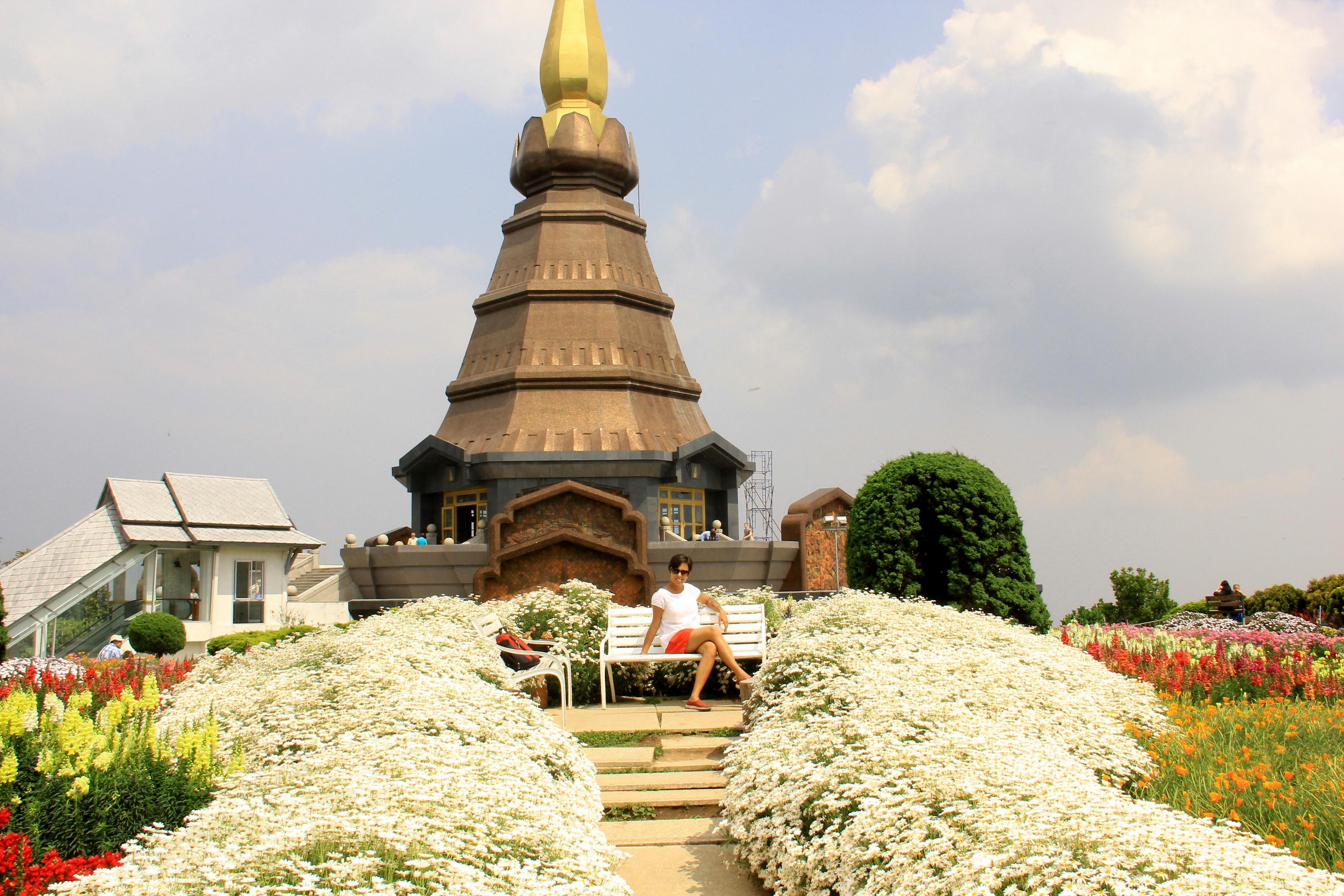 For the royal pagodas