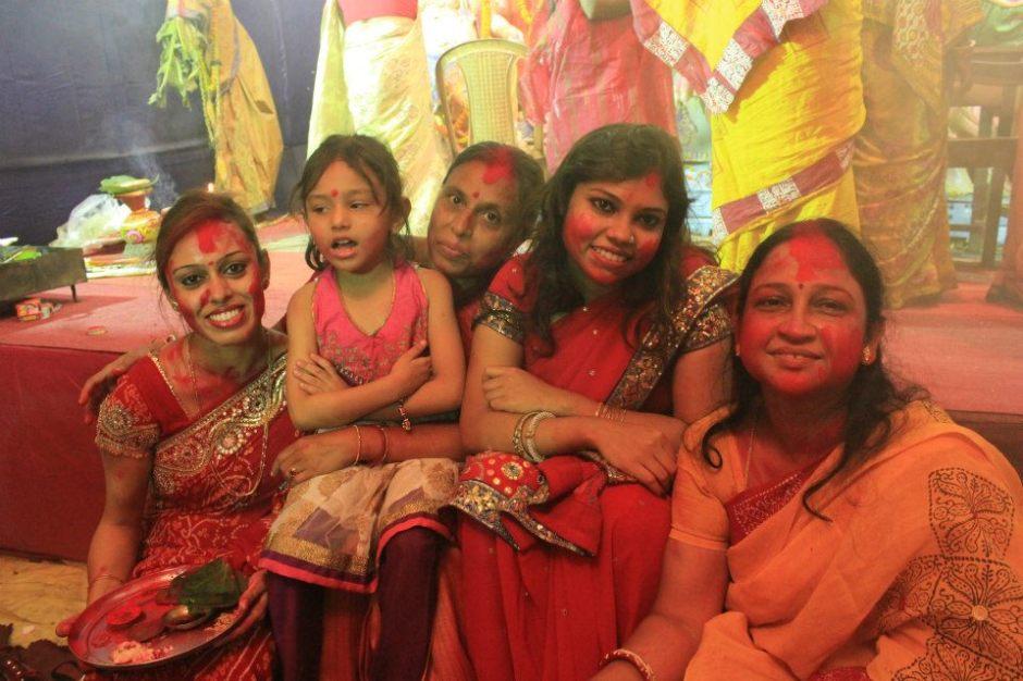This Durga Puja