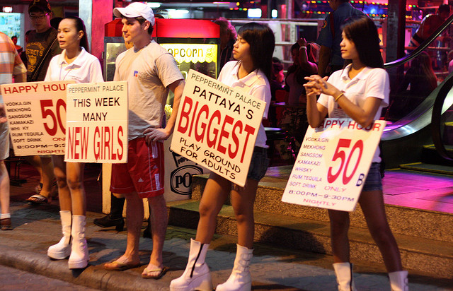 Pattaya is a sincity