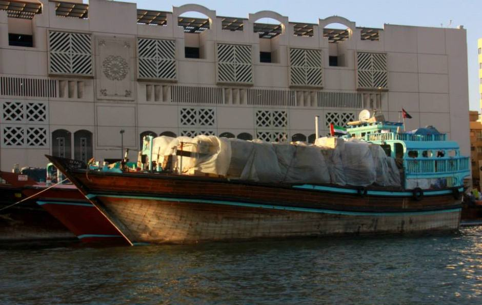 And the dhows reverberated with known languages