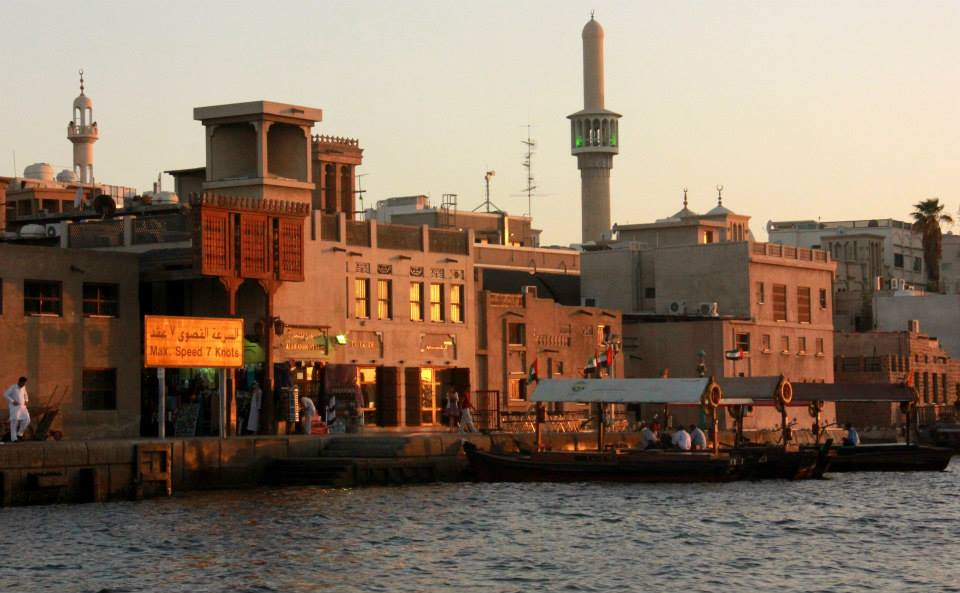 An old Dubai lifeline