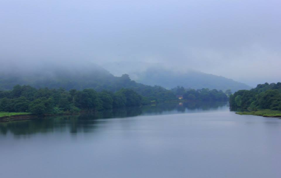 For the welcoming Pavana Lake