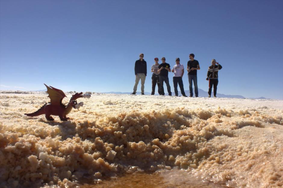 And our goofy Uyuni photos
