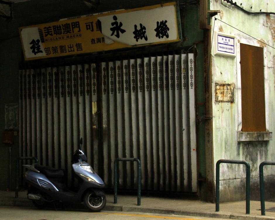 Real face of Macau
