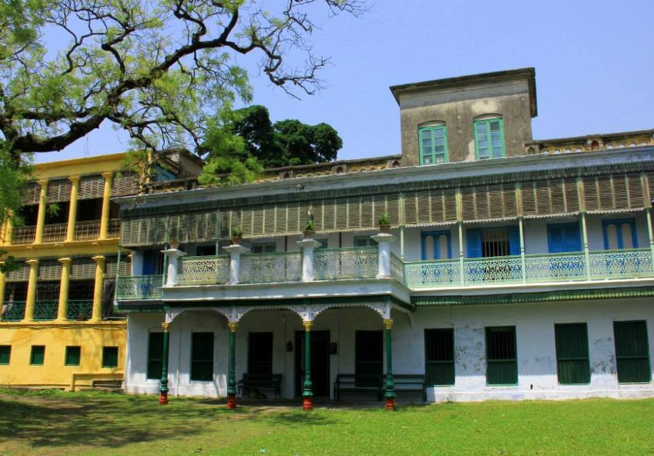 Colonial town of