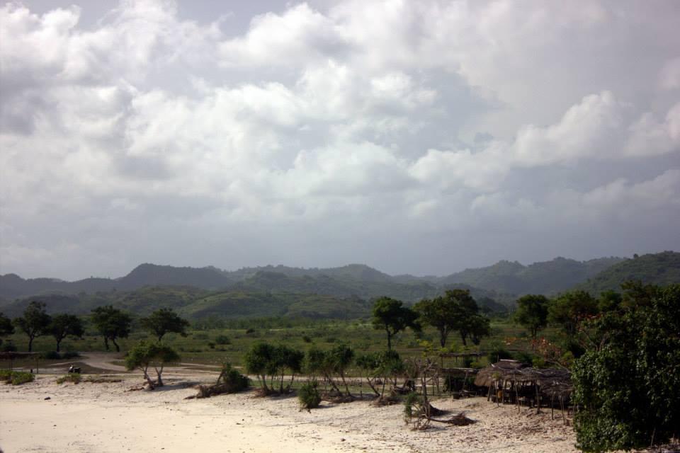 Rugged coastal stretches