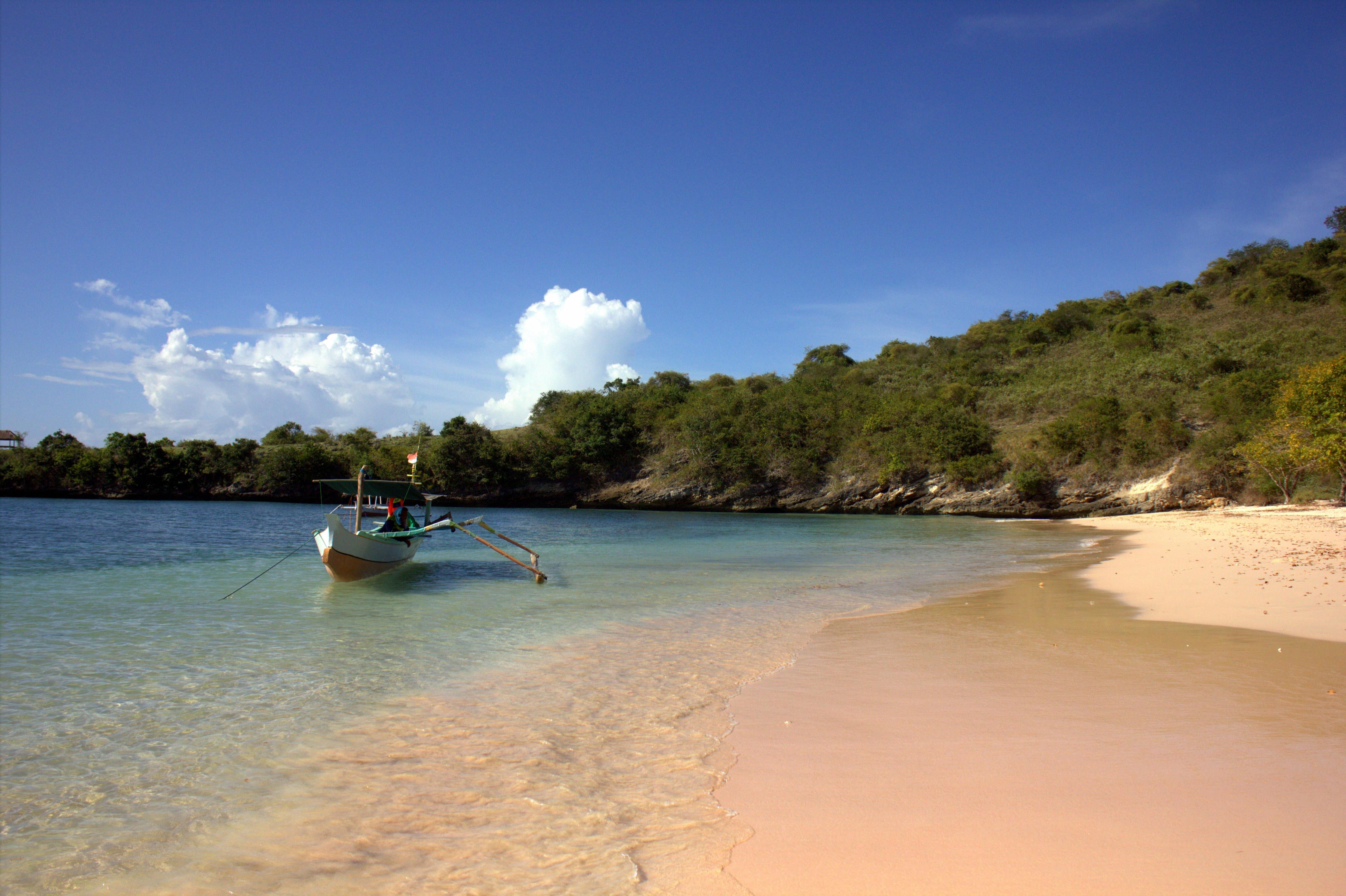 Lombok had been