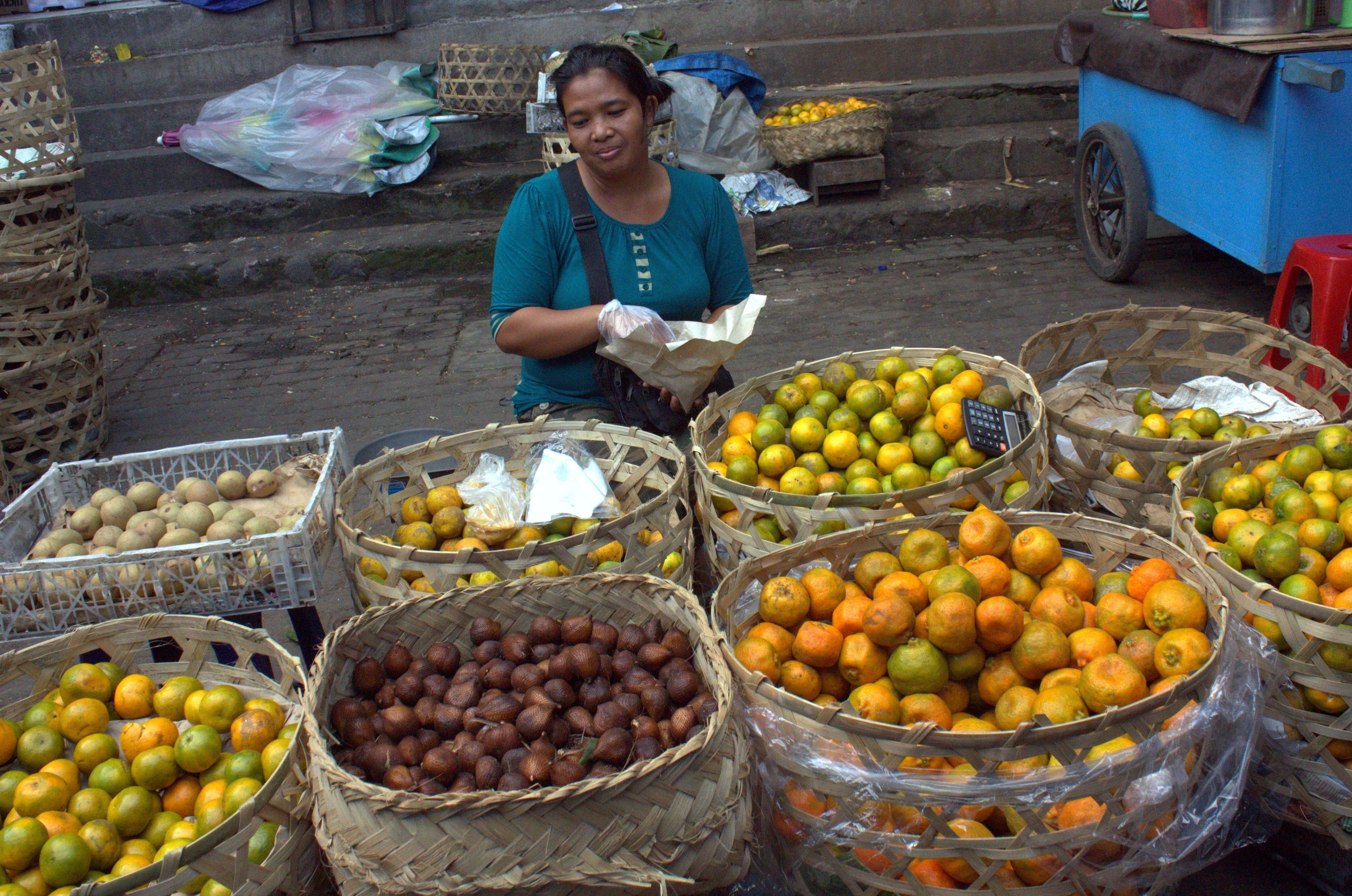 Photogenic markets
