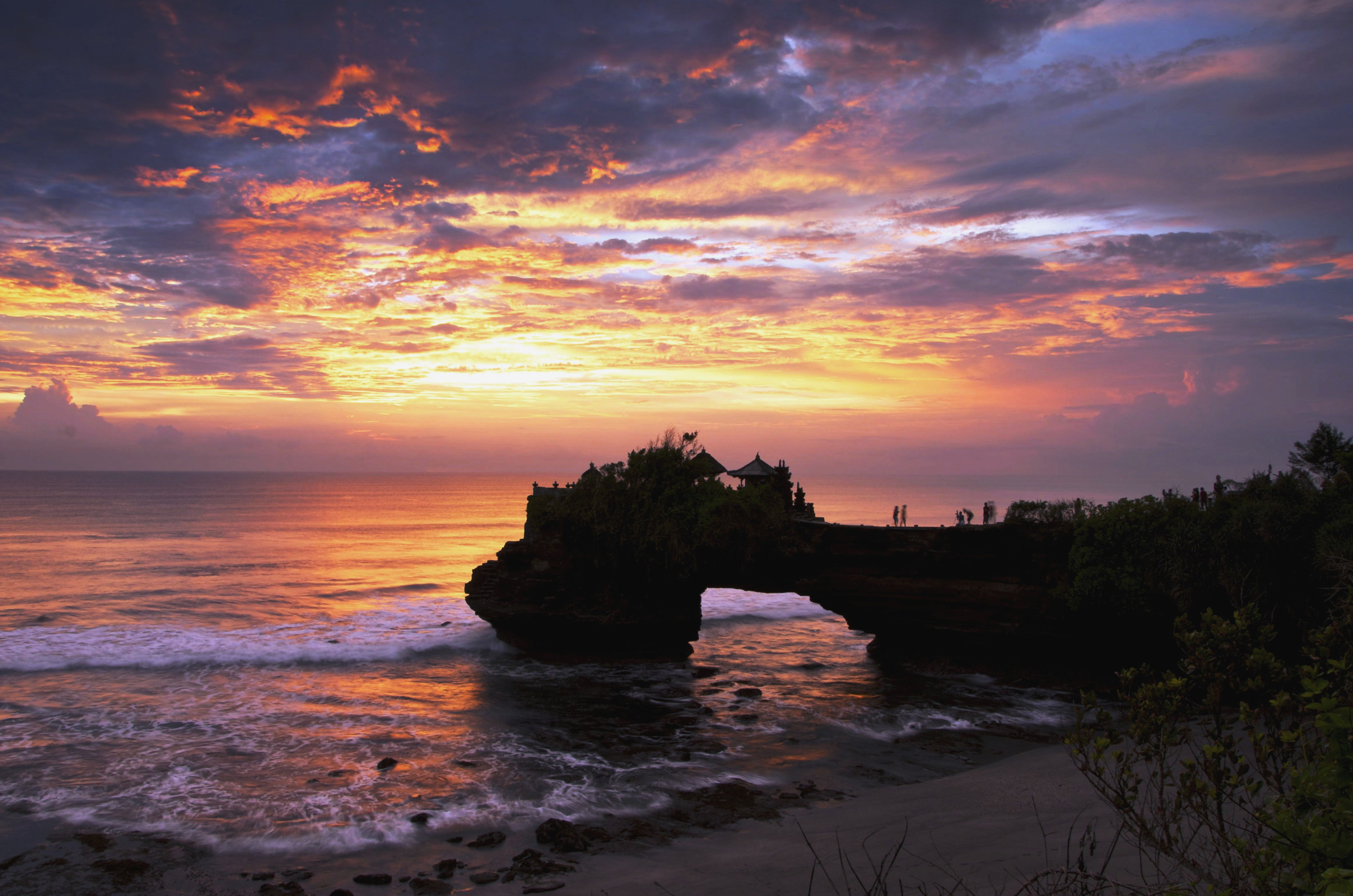 Add to that Tanah Lot