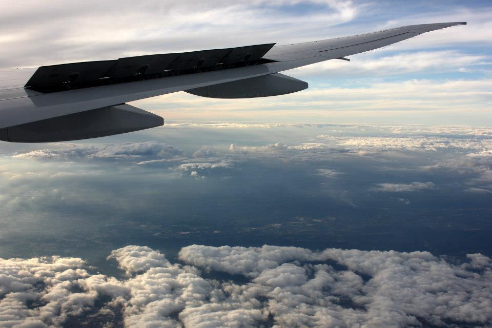 Really long flights