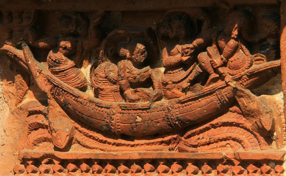 Rediscovery of Bengal journey