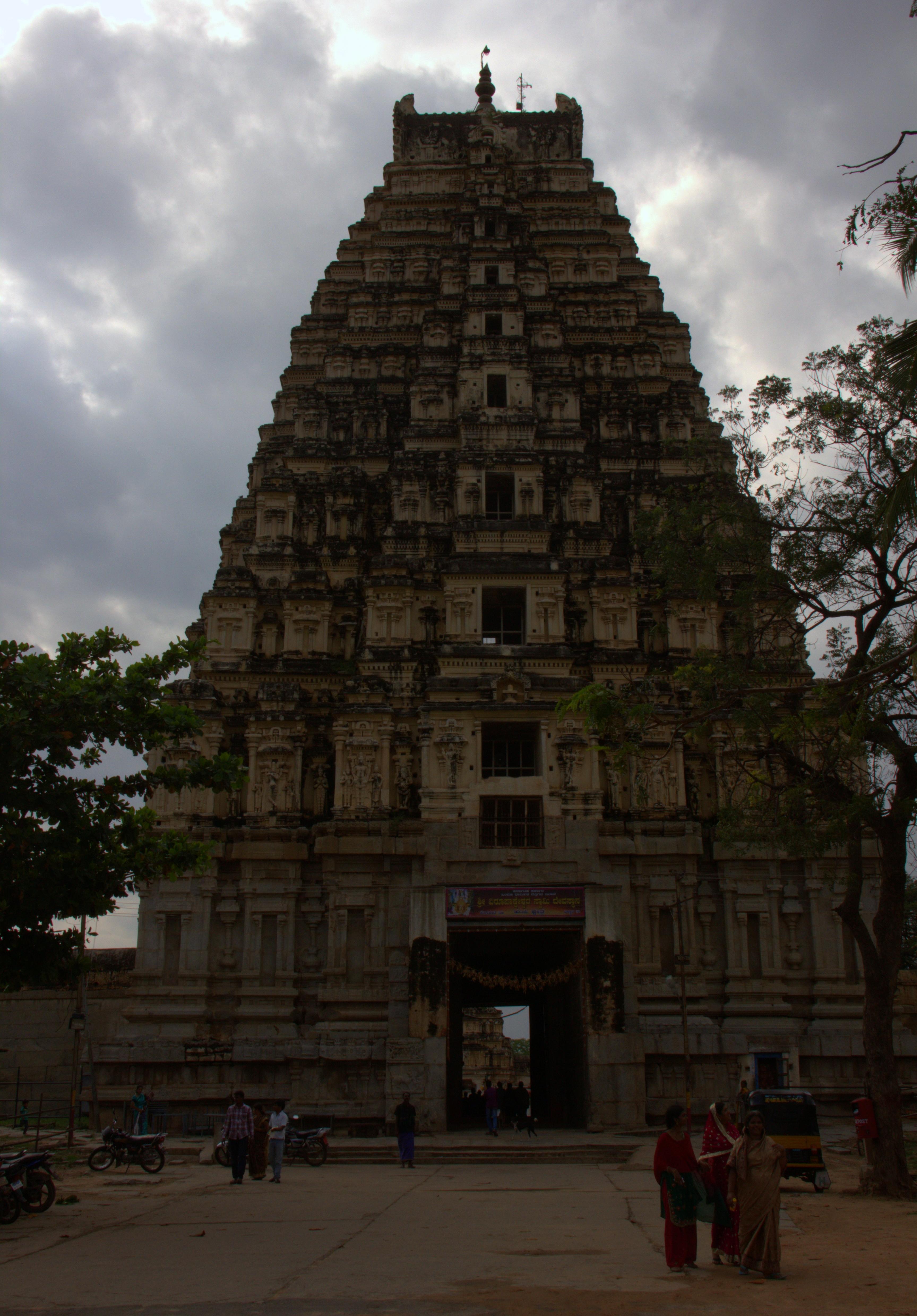 Beautiful Virupaksha