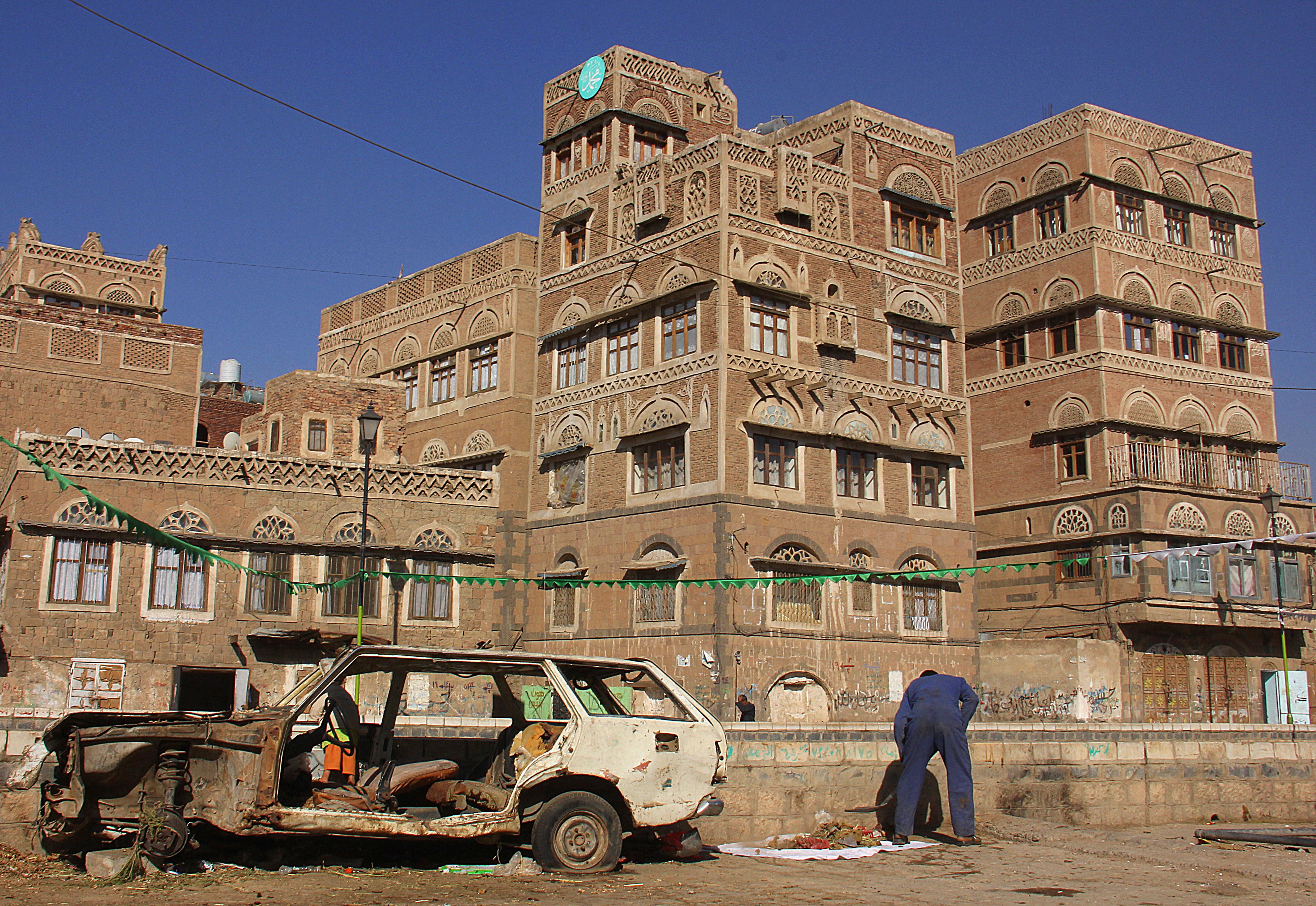 Sanaa despite