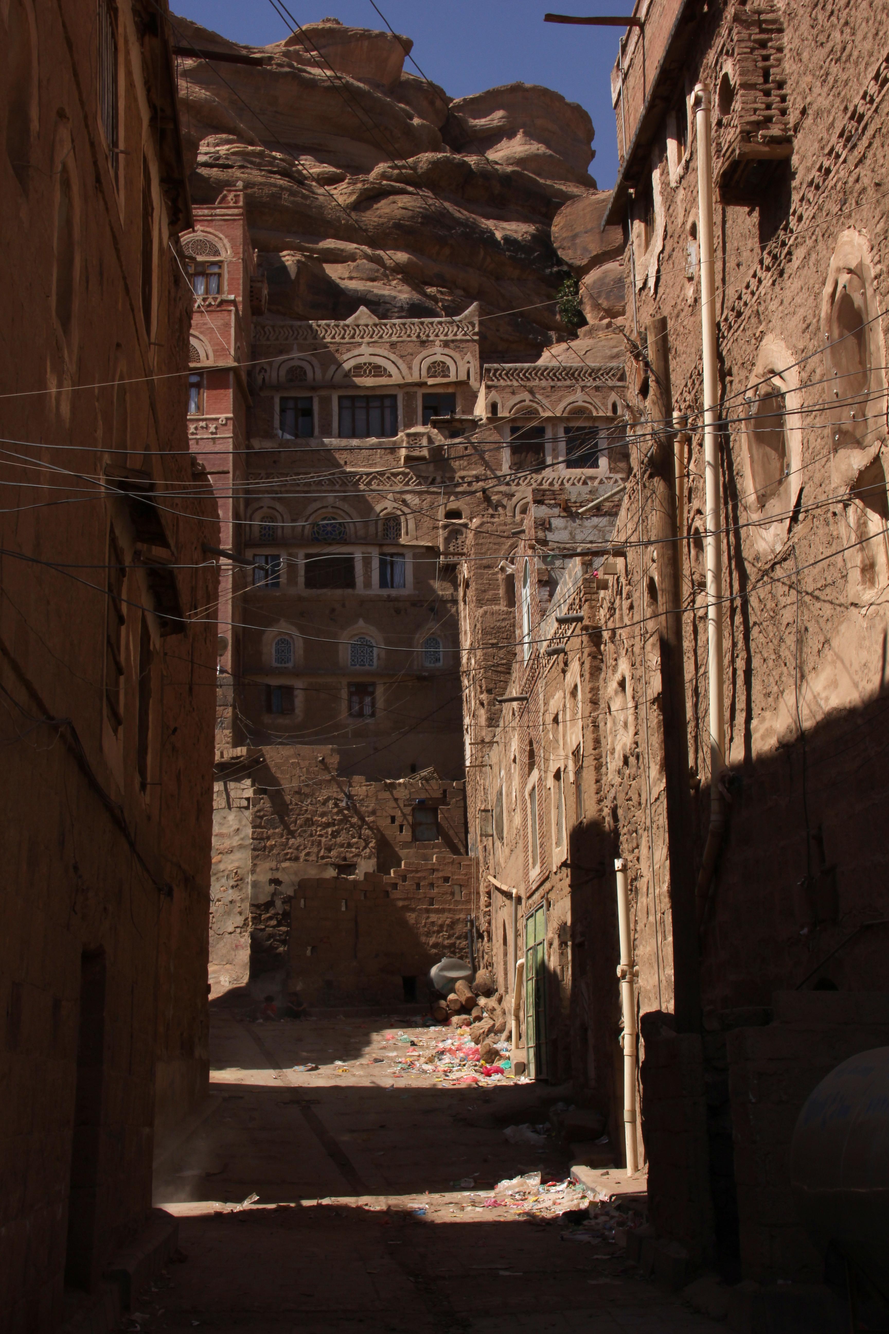 From Sanaa