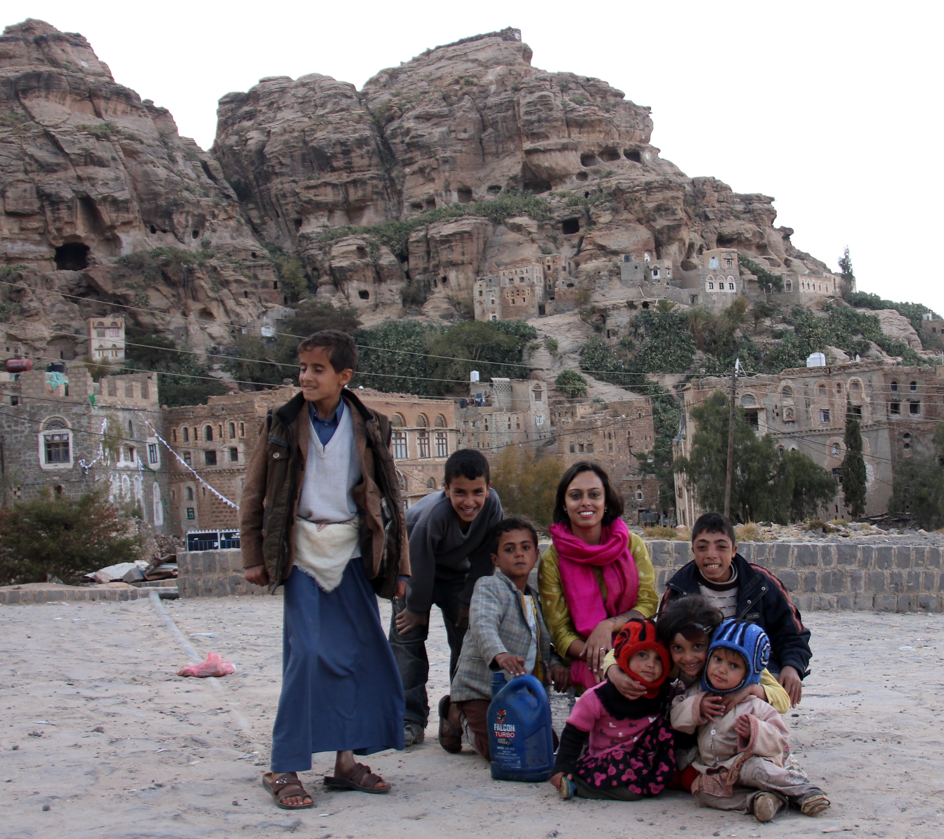Village of Shibam