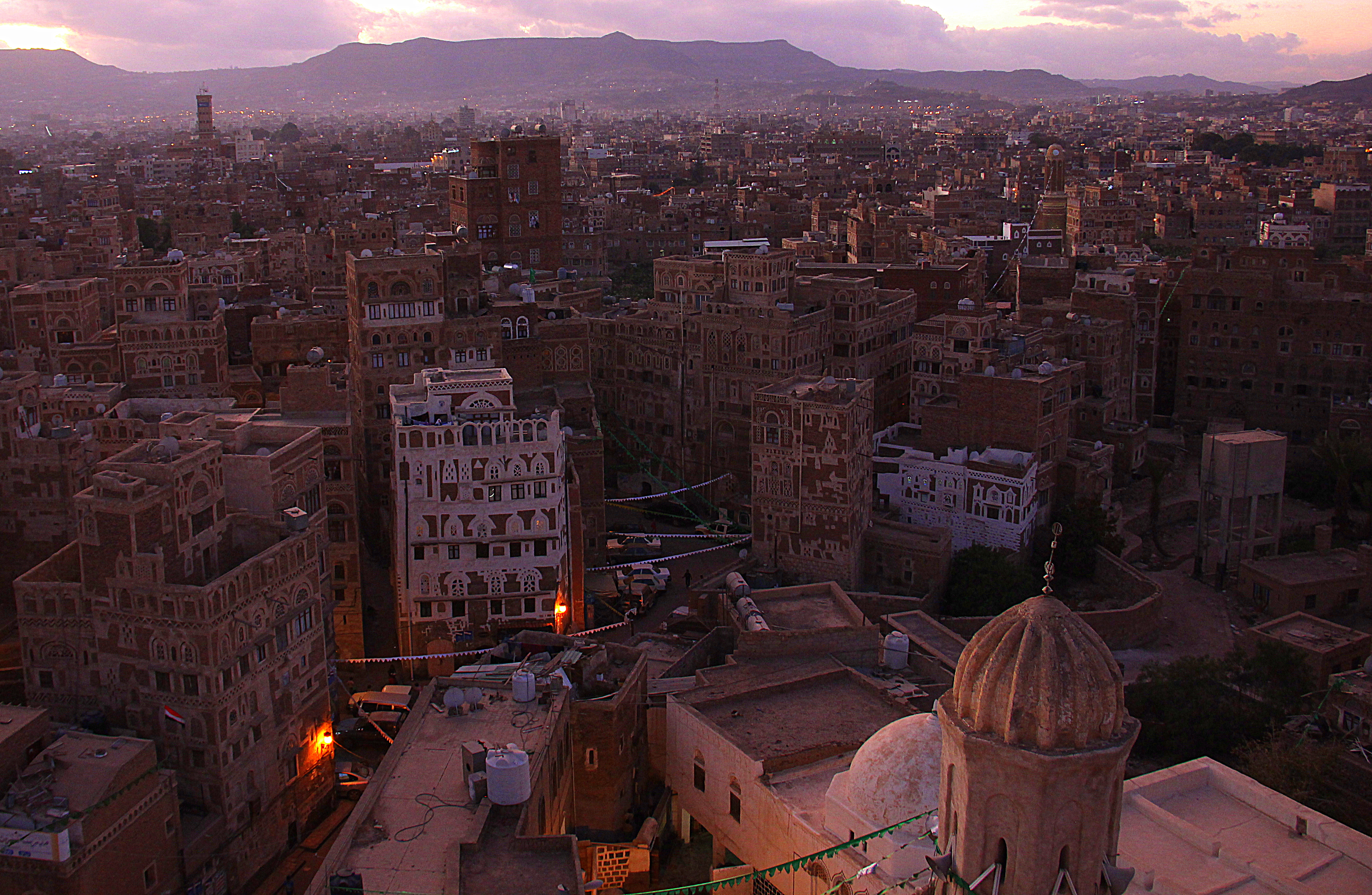 Of Old Sanaa
