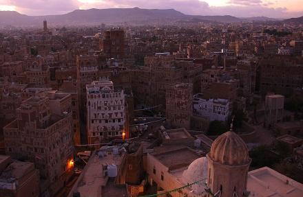 Sanaa sunsets