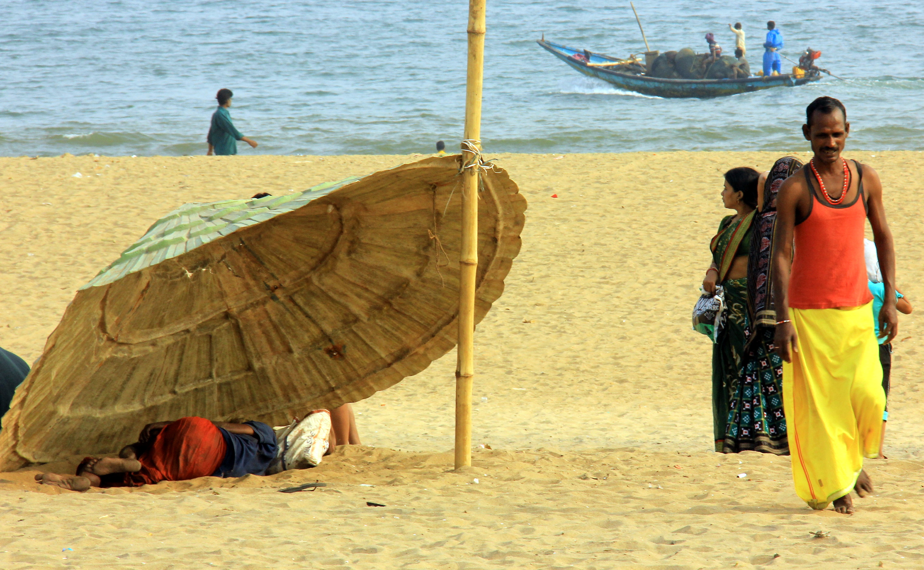 The little big town of Puri