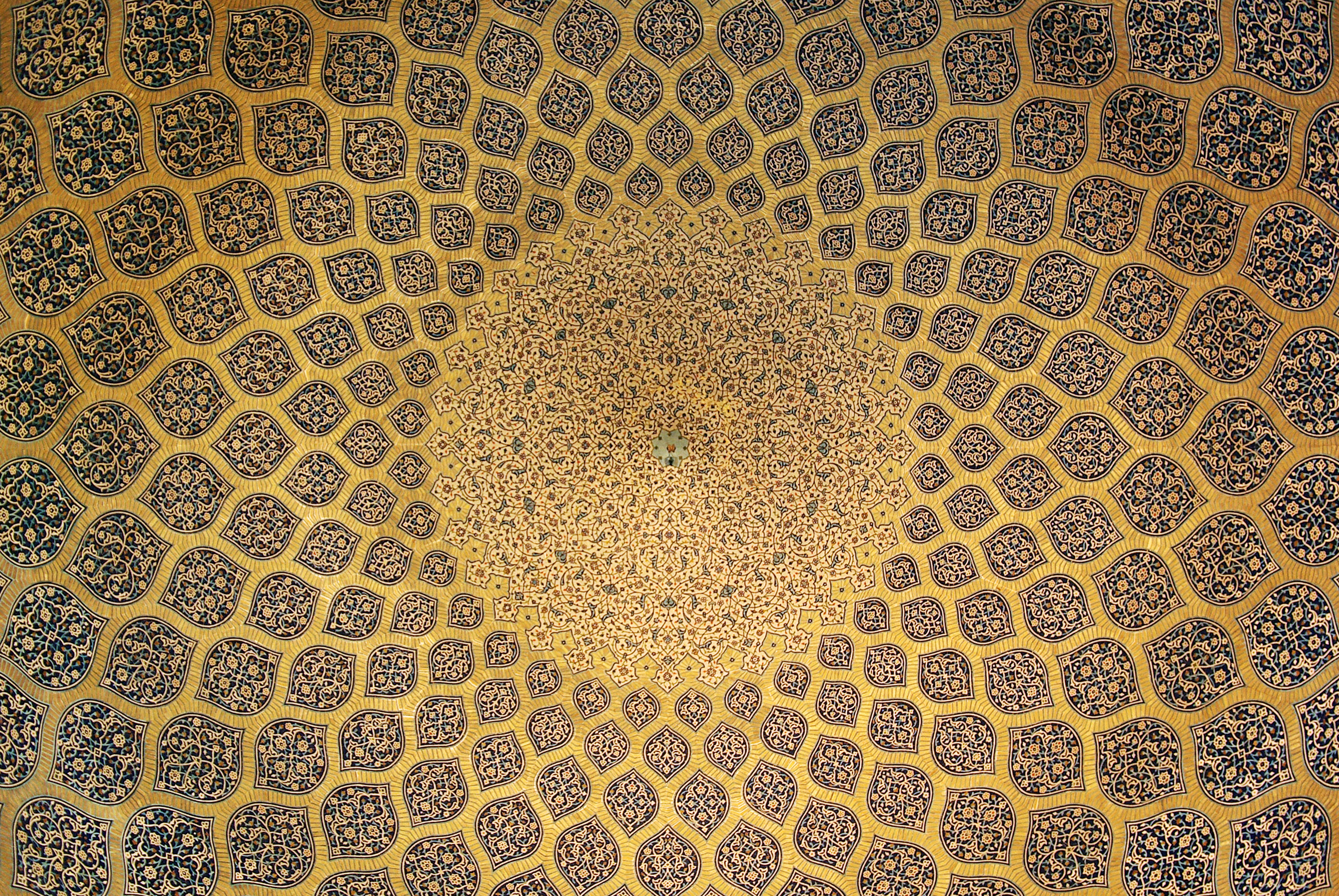 Esfahan had been
