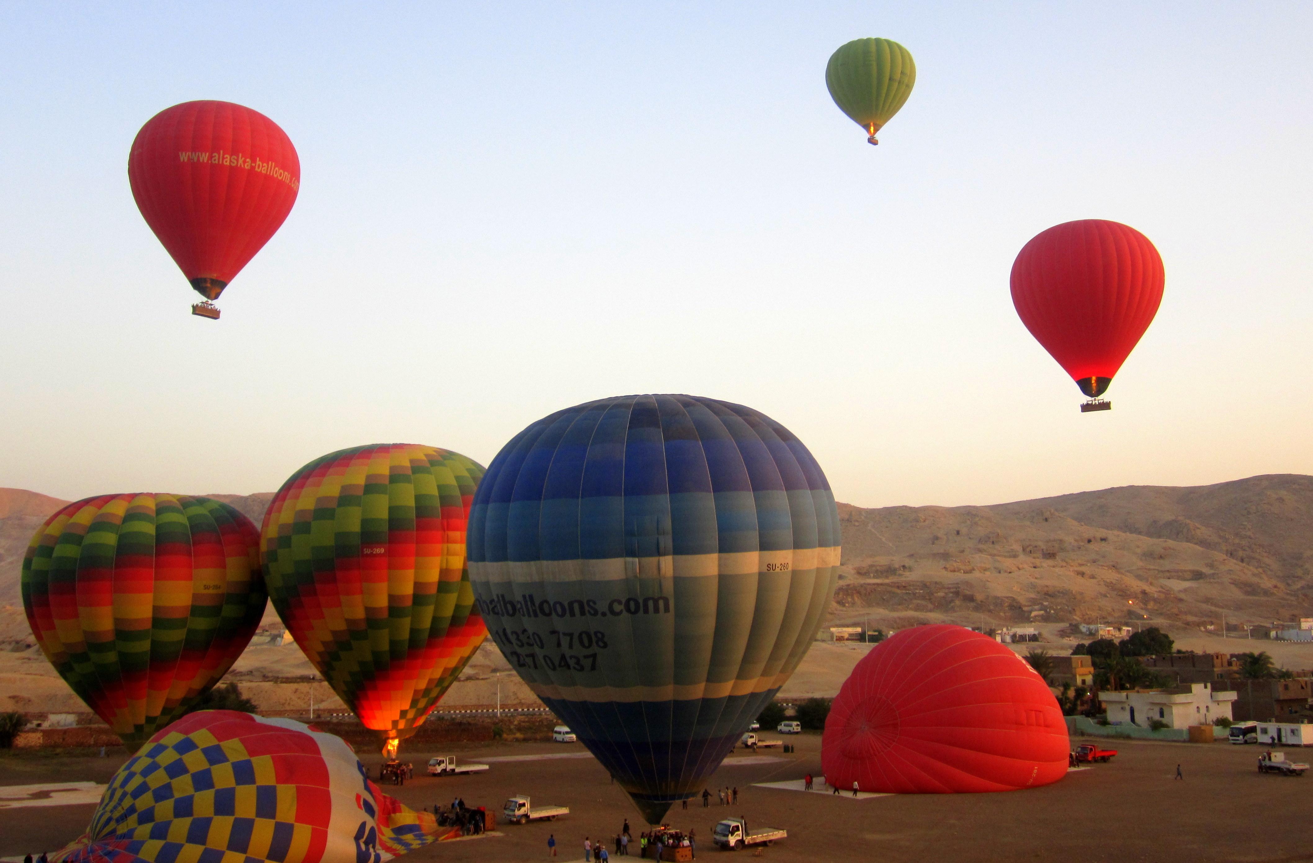 #egypt #egypttourism #rivernile #luxor #luxortourism #luxorhotairballooning