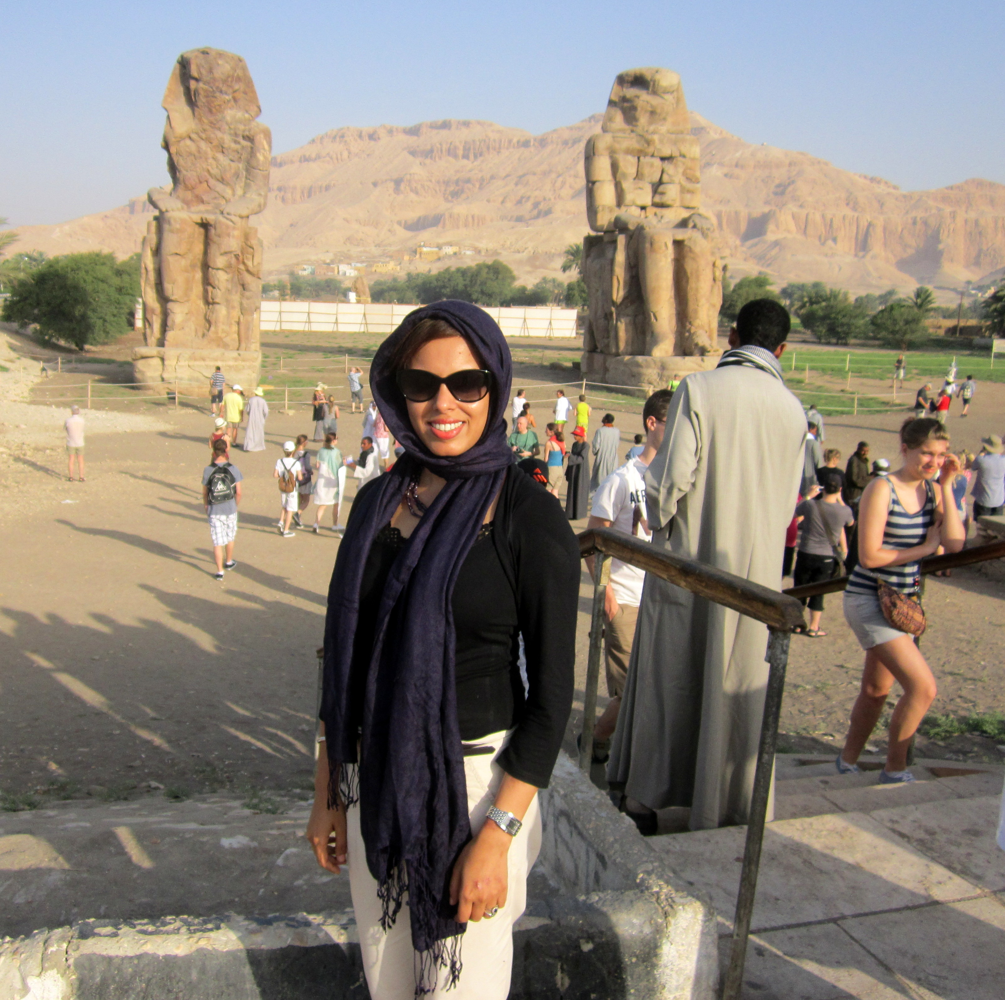 #egypt #egypttourism #luxor #luxortourism #luxorwestbank #colossiofmemnon