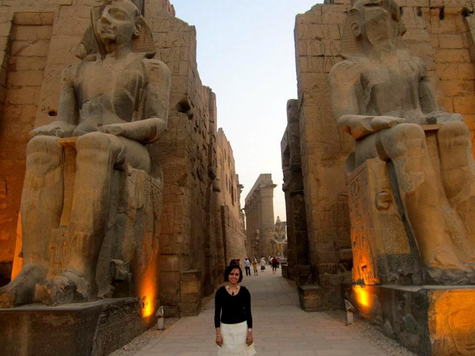 #egypt #egypttourism #rivernile #luxor #luxortemple